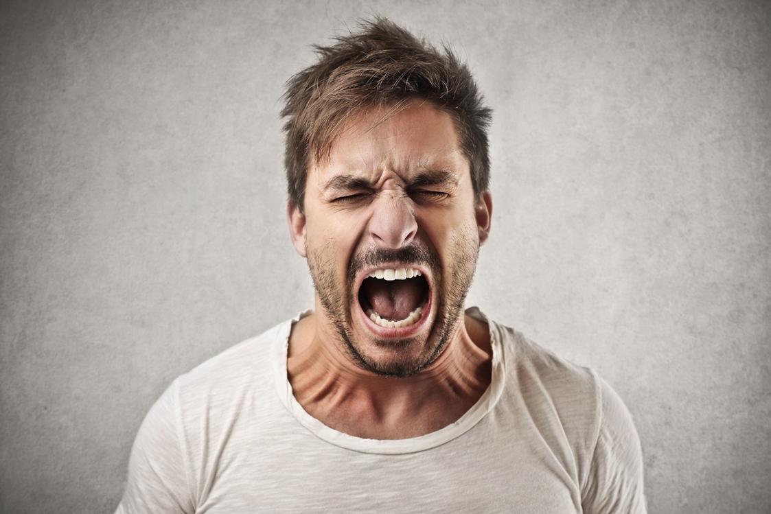 Angry as Fuck